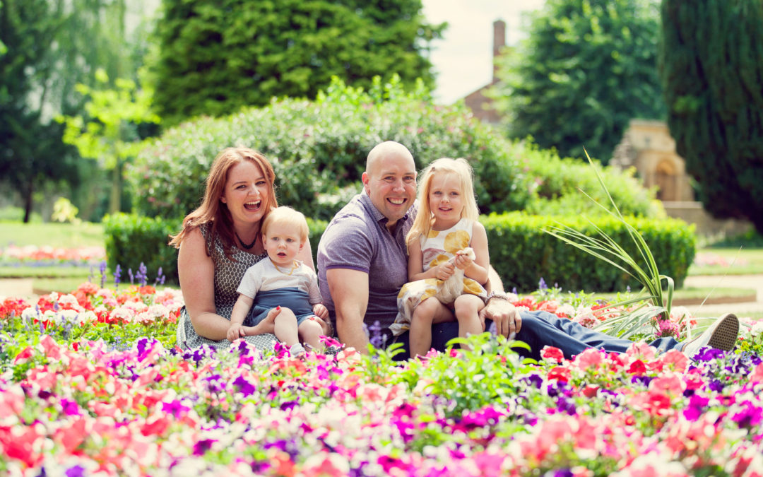 How to plan a family photo shoot
